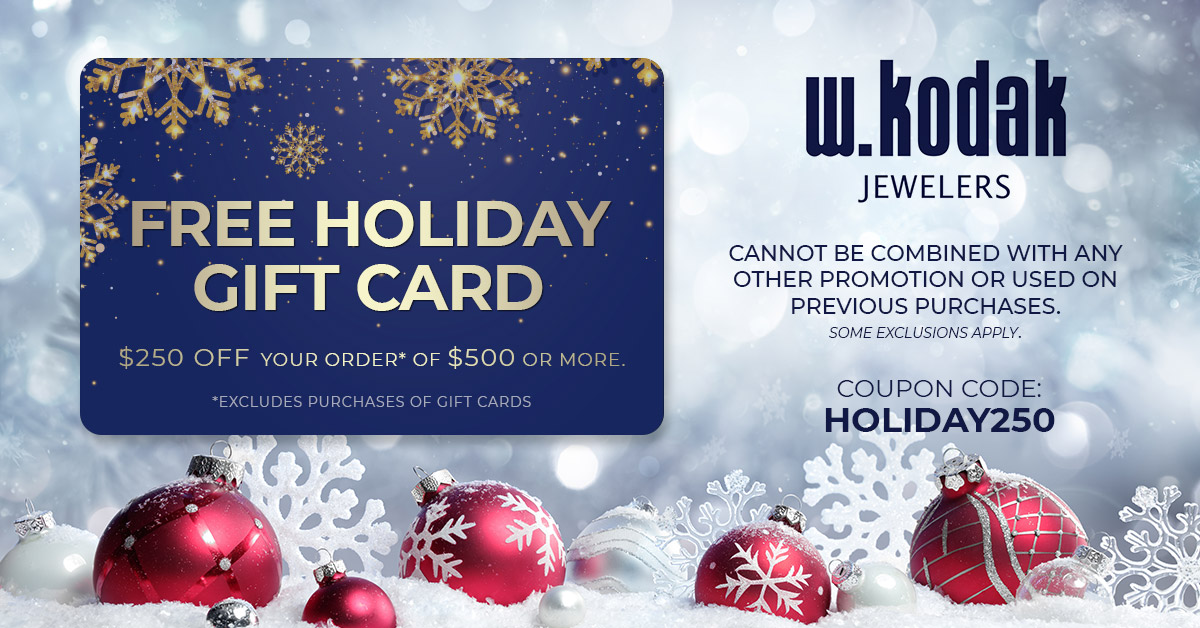 Free Holiday Gift Card Banner