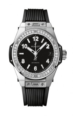 ONE CLICK STEEL DIAMONDS BIG BANG 39 MM 465.SX.1170.RX.1204 product image