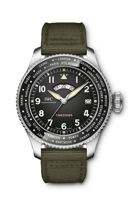 IWC PILOT'S WATCH TIMEZONER SPITFIRE EDITION  product image