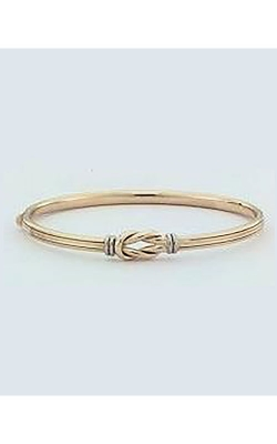 18KT GOLD KNOT BANGLE 262007AJBA00 product image