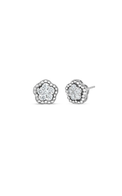18KT GOLD CLASSIC DIAMOND EARRINGS 5180381AWERX product image