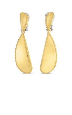 18KT GOURMETTE DROP EARRING 7771375AYER0 product image